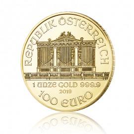 Moneda Filarmónica de Oro
