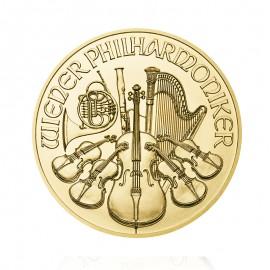 Moneda Filarmónica de Oro 2019 - Reverso