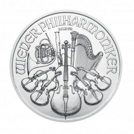 Filarmónica de plata