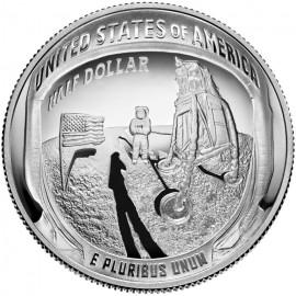 """Set de monedas """"50 Aniversario de la Llegada a la Luna"""""""
