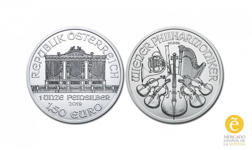 Filarmónica de Viena, el bullion austriaco más vendido en Europa